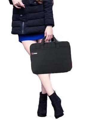 (エスエヌケー)SNK 手さげバッグ 高性能ブリーフケース PC収納カバン