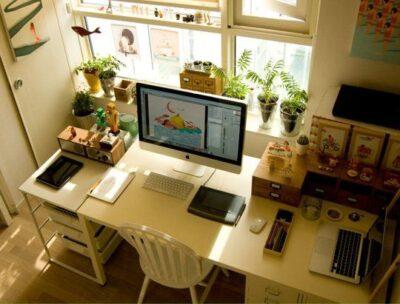 理想のホームオフィス