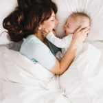 ママと一緒に眠りたい