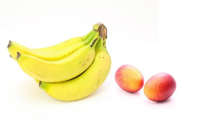 バナナ、マンゴーで不眠改善